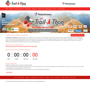 Trailathon.org thumbnail