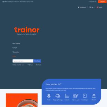 Trainor.no thumbnail