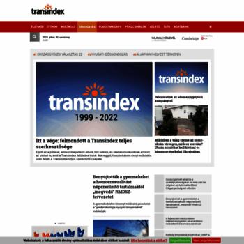 Transindex.ro thumbnail