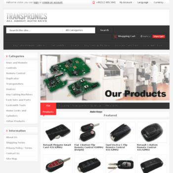 transpronics
