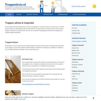 Trappenhuis.nl thumbnail