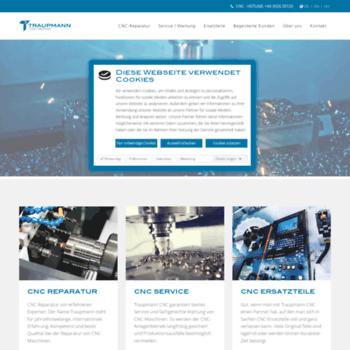 Traupmann-cnc.at thumbnail