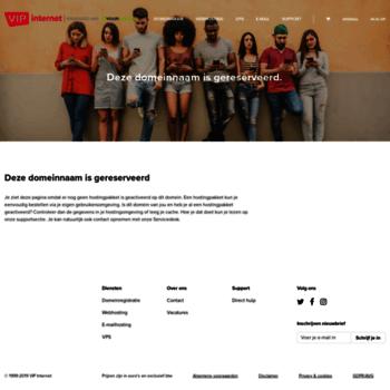 Travelawards.be thumbnail