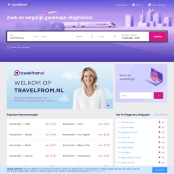 Travelfrom.nl thumbnail