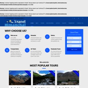 Travelhimanchal.net thumbnail