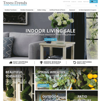 Treesntrends At Wi Trees N Trends Home Fashion More