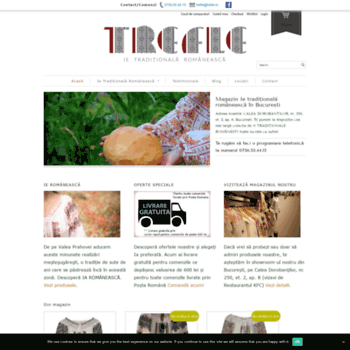 Trefle.ro thumbnail