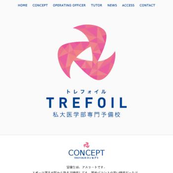 Trefoil.jp thumbnail