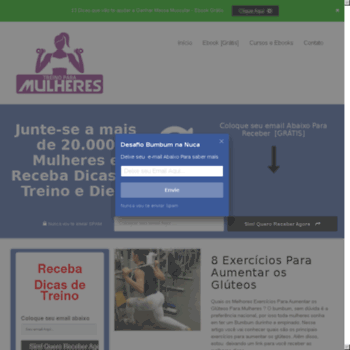 Treinoparamulheres.com.br thumbnail