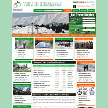 Trekinhimalayas.com thumbnail
