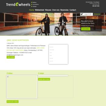 Trendewheels.nl thumbnail