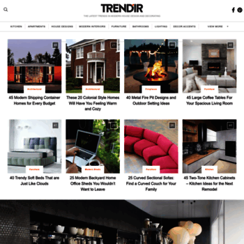 Trendir.com thumbnail