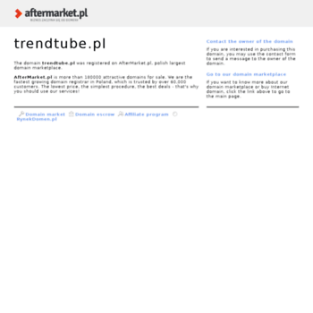 Trendtube.pl thumbnail