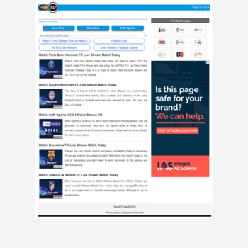 trendztv net at WI  trendztv net - Registered at Namecheap com