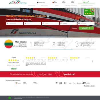 Trenitalia.lt thumbnail
