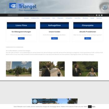 Triangelfilm.de thumbnail