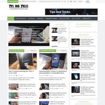 tricksbdinfo blogspot com at WI  Tips And Tricks - Firmware Upgarde