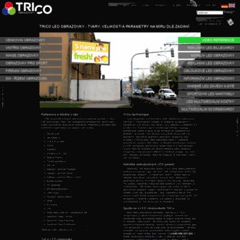 Trico-obrazovky.cz thumbnail