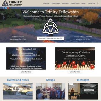 Trinityfellowship.net thumbnail