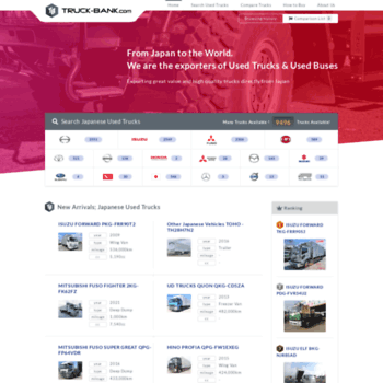 Truck-bank.com thumbnail