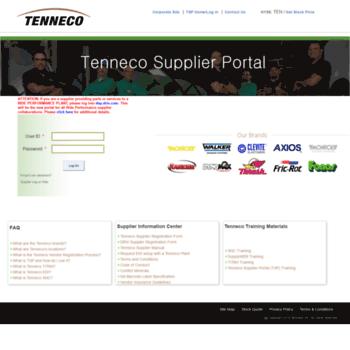 Tsptennecocom At Wi Sap Netweaver Portal