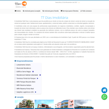 Ttdias.com.br thumbnail
