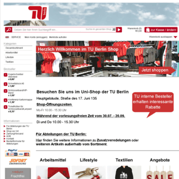 Tu-berlin-shop.de thumbnail