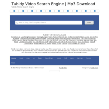 tubidy free download search engine