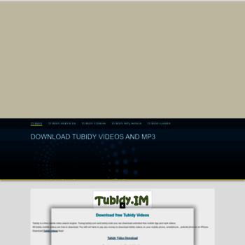 Tubidy.tripod.com thumbnail