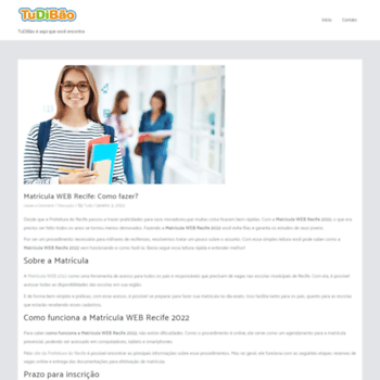 Tudibao.com.br thumbnail
