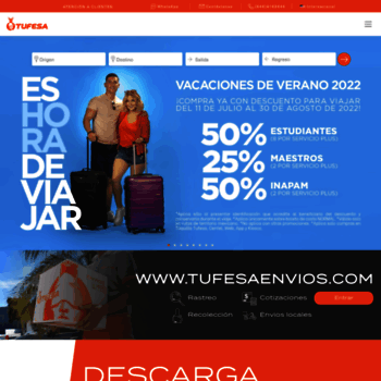 Tufesa.com.mx thumbnail