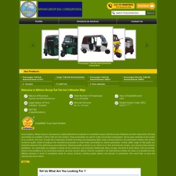 Tuktukind.com thumbnail