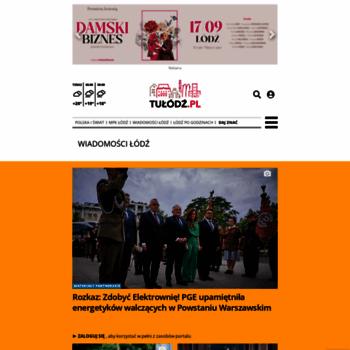 Tulodz.pl thumbnail