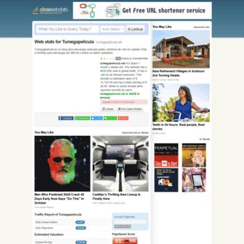 Tumegapelicula.net.clearwebstats.com thumbnail