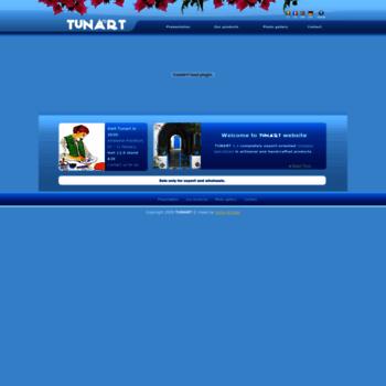 Tunart.net thumbnail