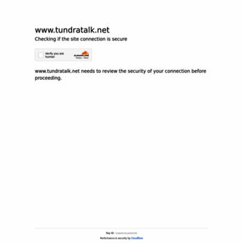 tundratalk net at WI  Toyota Tundra Forum