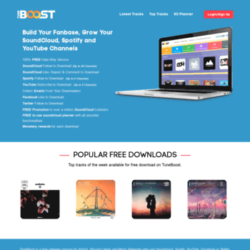 tuneboost net at WI  TuneBoost - Follow To Download Gate Generator