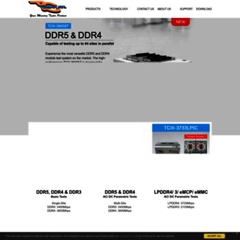 turbocats com hk at WI  TurboCATS Limited | Your Memory Tester
