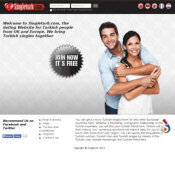 turkish matchmaking sites