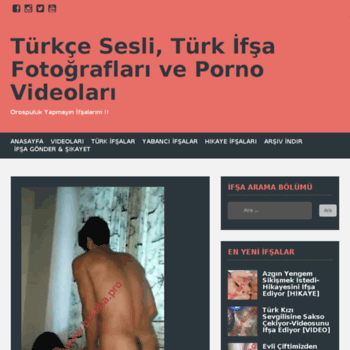 Turkifsa.pro thumbnail