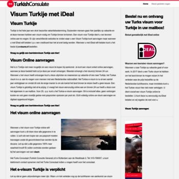 Turkishconsulate.nl thumbnail