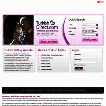 dating website turkish
