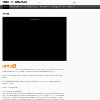 Turkishdramas.org thumbnail