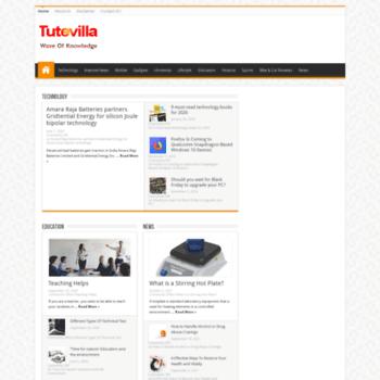 Tutevilla.org thumbnail