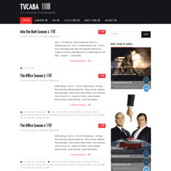 tvcaba com at WI  TVCaba | Direct Movies & Tv Series 480p