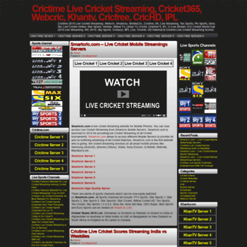 Tvcric Info At Wi Crictime Live Cricket Streaming