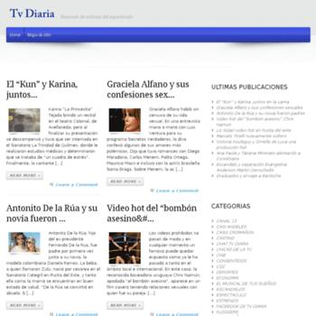 Tvdiaria.com.ar thumbnail