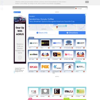 Tvdirecto.com.pt thumbnail