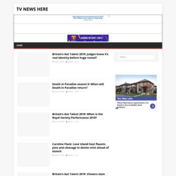 Tvnews-here.tk thumbnail