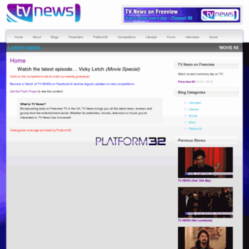 Tvnewsonline.tv thumbnail